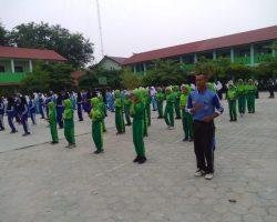 SKJ di SMP 1 Sampit